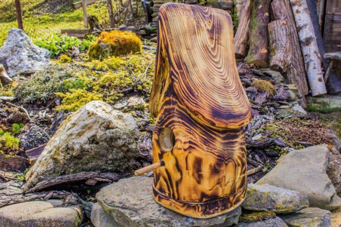 drevena budka