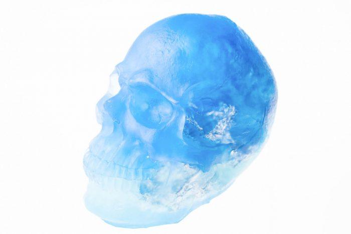 Krystalova lebka