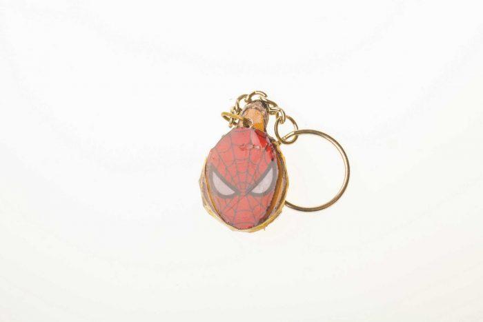klucenka handmade spiderman