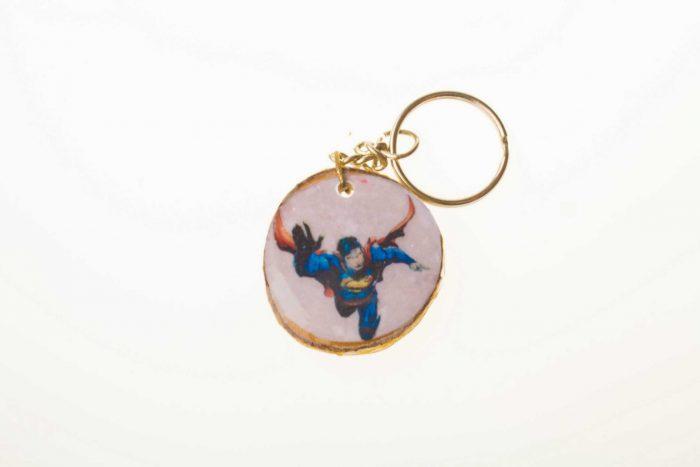 klucenka handmade superman