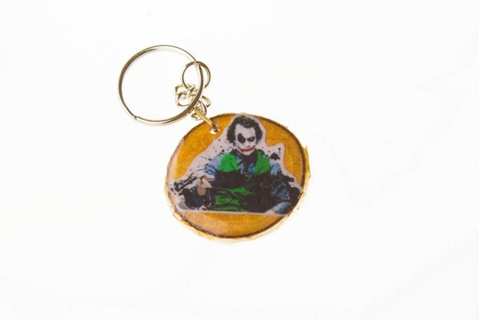 klucenka handmade joker