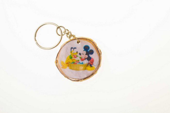 klucenka handmade mickey mouse