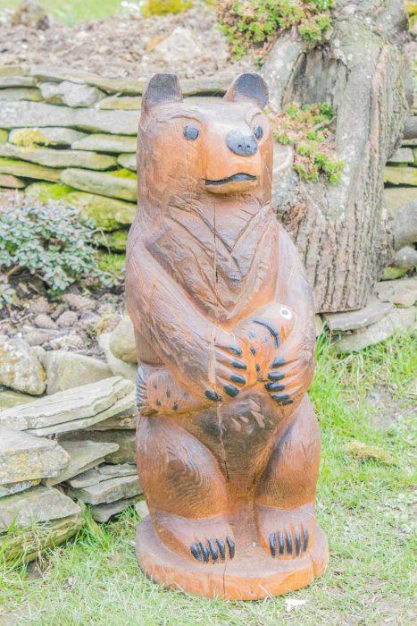 drevorezba medved